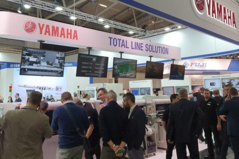 Yamaha Motor Europe SMT Section
