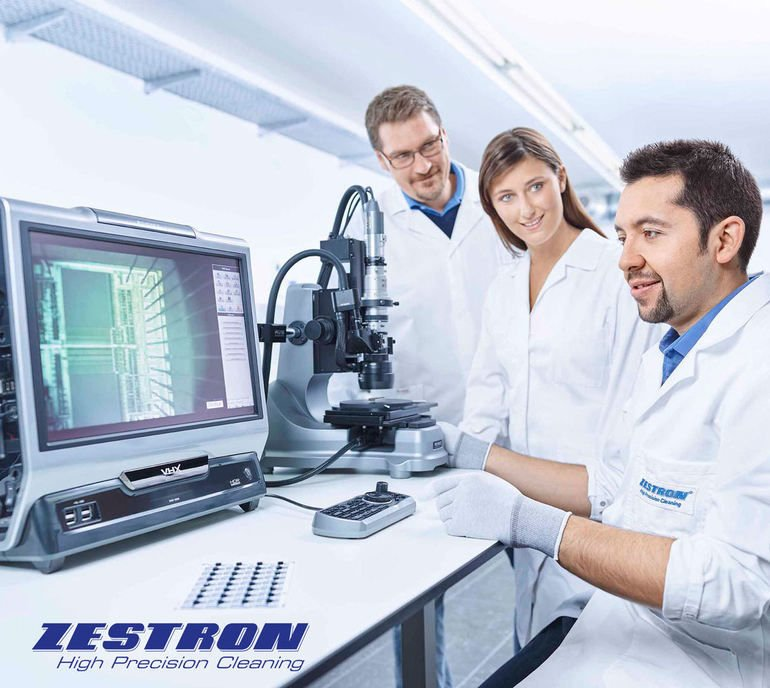 Zestron Academy teaches about electronics cleanliness