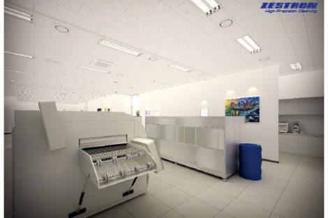 Zestron technical center